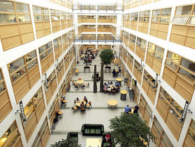 Institute of Medical Sciences Atrium