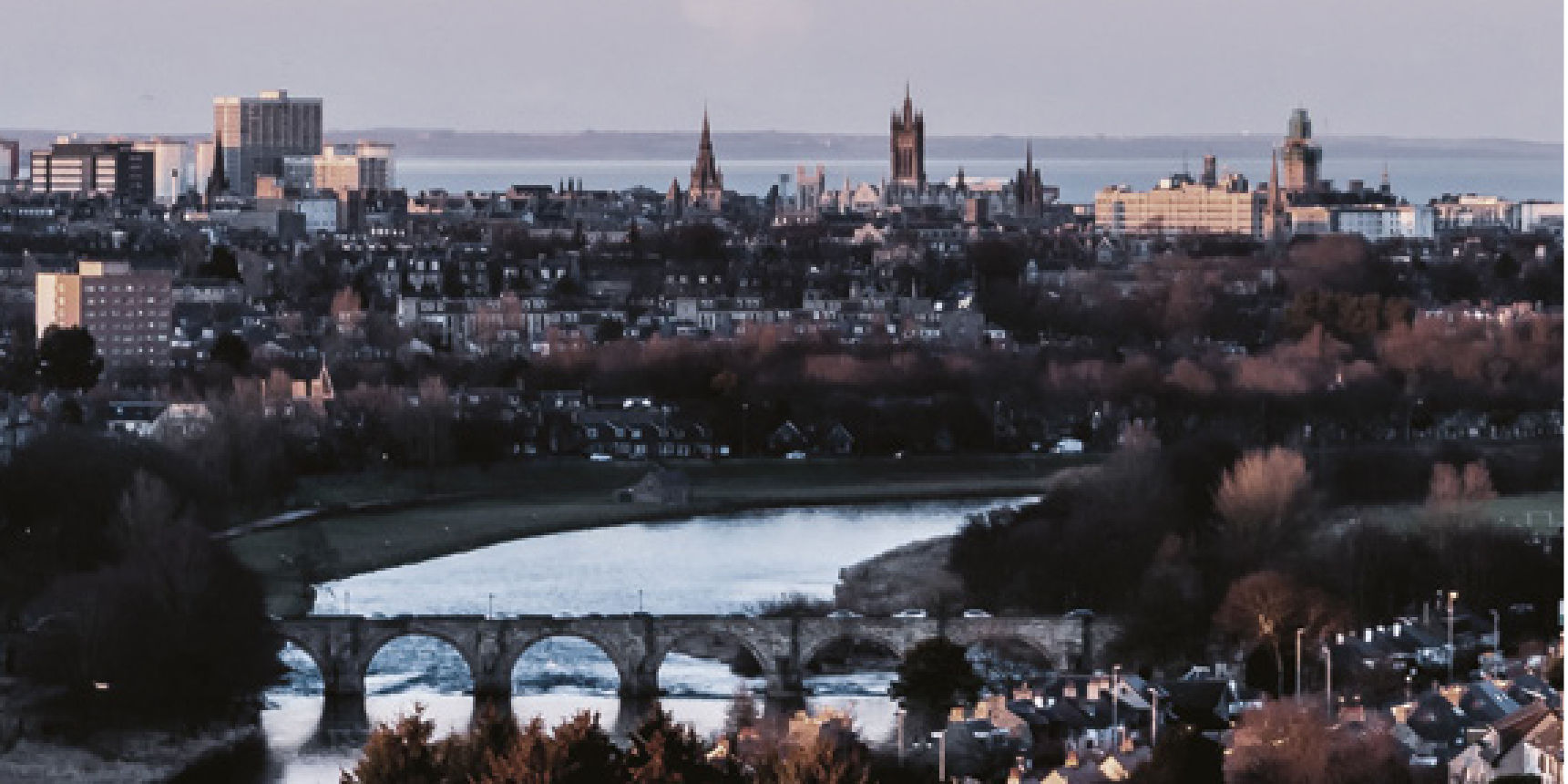 City of Aberdeen, Scotland