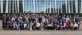 SCNU and SDNU Students