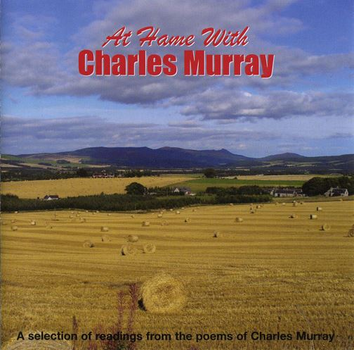 At Hame With Charles Murray CD cover