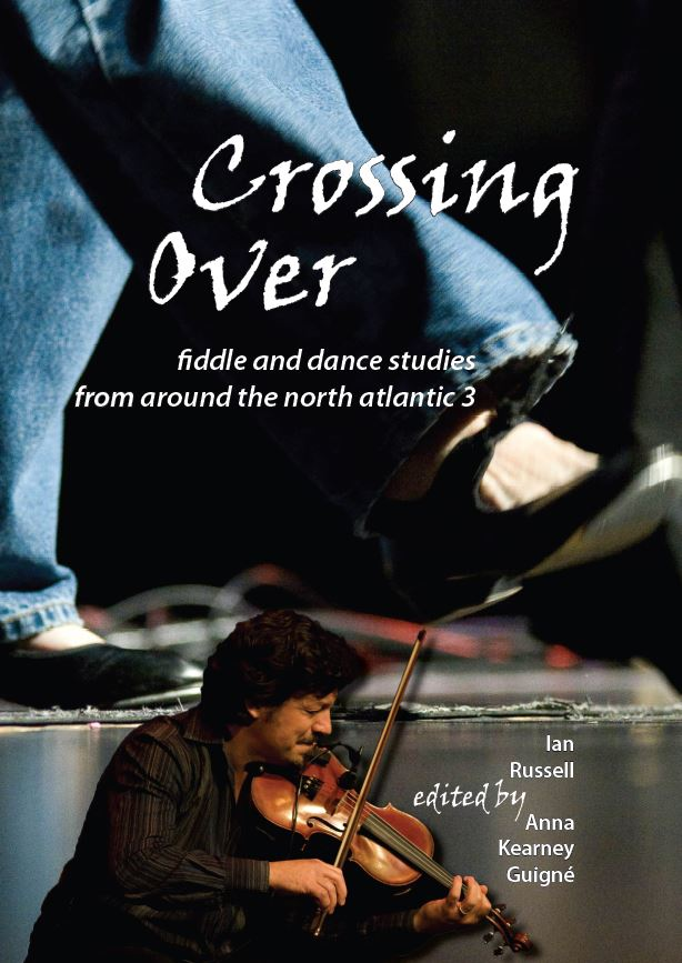 Crossing Over book cover