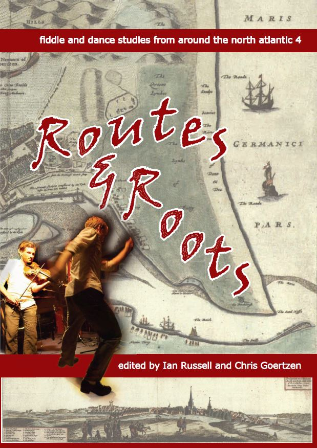 Routes and Roots book cover