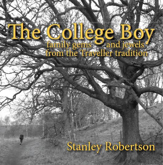 CD Cover, The College Boy, Stanley Roberston recording
