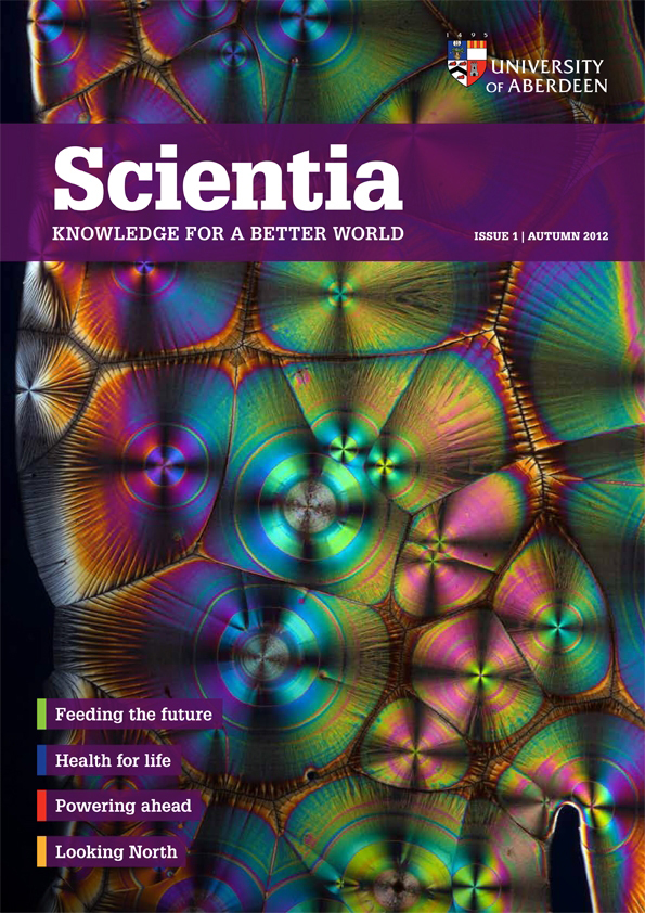 Scientia Magazie cover