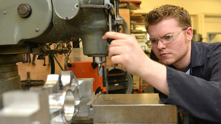 The Engineering Workshops School Of Engineering The