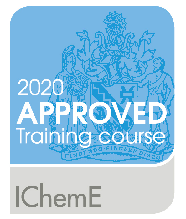 IChemE Approved Training Logo