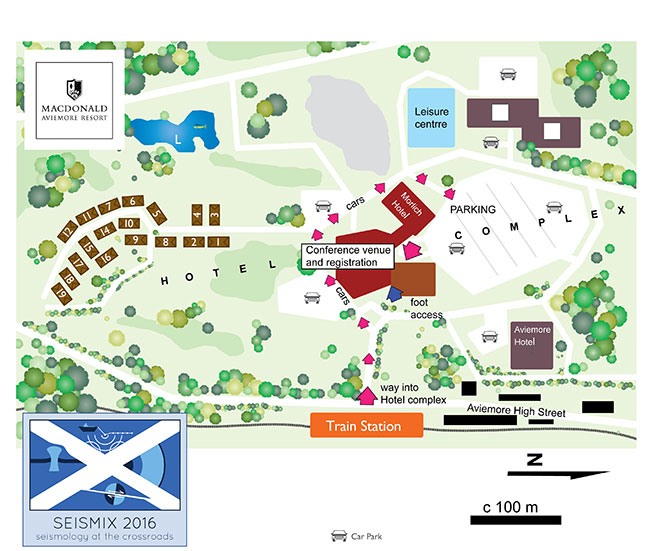 Macdonald Aviemore Resort School Of Geosciences The