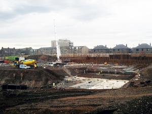 Work Adds New 39 Depth 39 To Aberdeen Aquatics Centre News The Development Trust The
