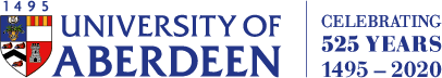 University of Aberdeen home page
