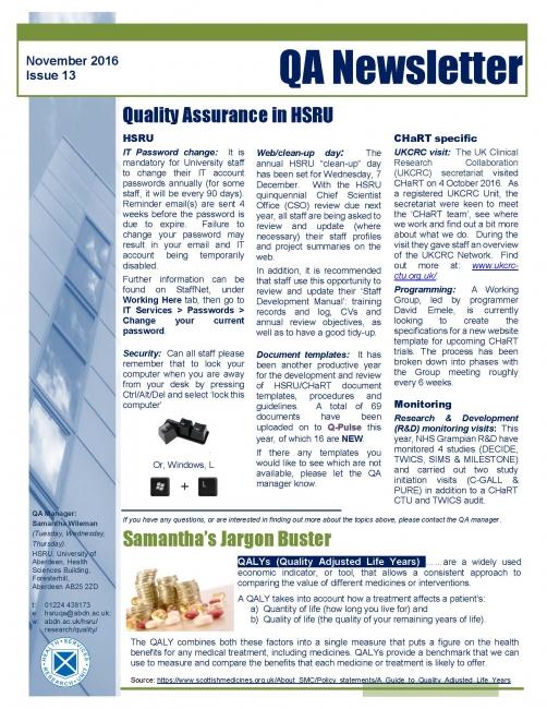 Issue 13 November 2016