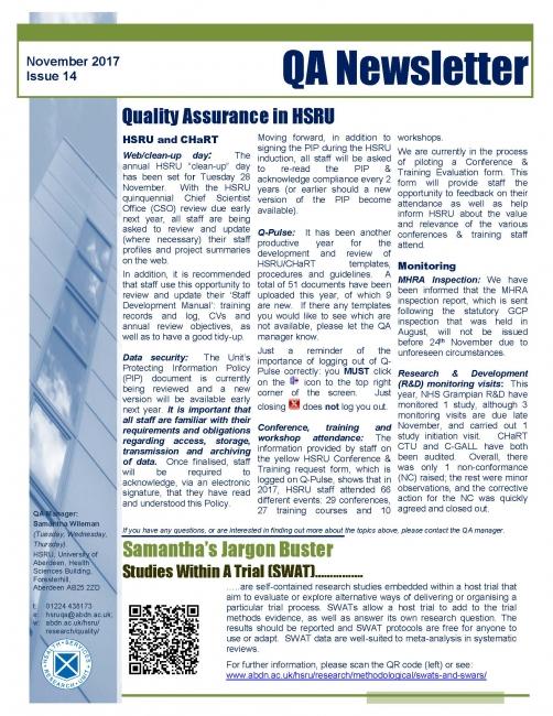 Issue 14 November 2017