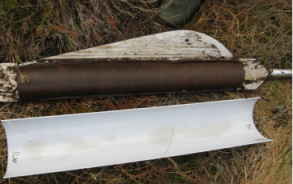 Core extracted from Craigmoss site