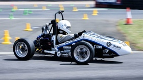University of Aberdeen mechanical engineering students enjoy success at motor racing competition