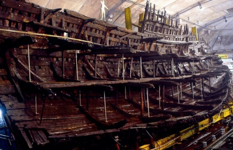 Mary Rose: the making of a British icon