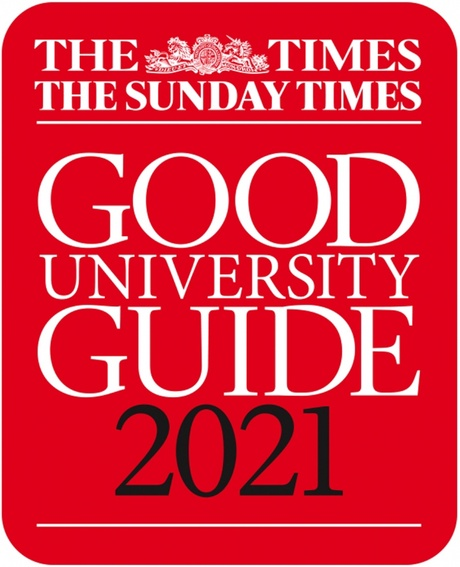 The Times Good University Guide 2021