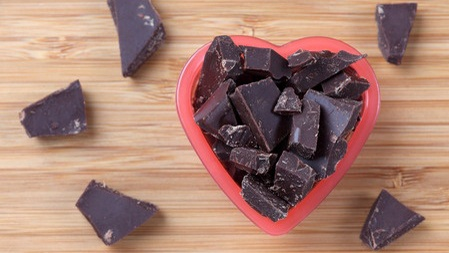 Eating chocolate could lower heart disease and stroke risk