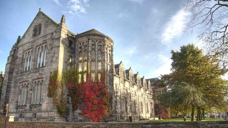 The University of Aberdeen has risen two places in The Complete University Guide