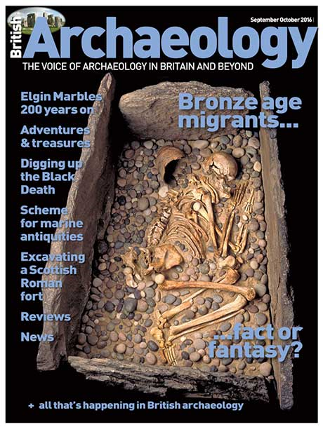 British Archaeology September-October 2016