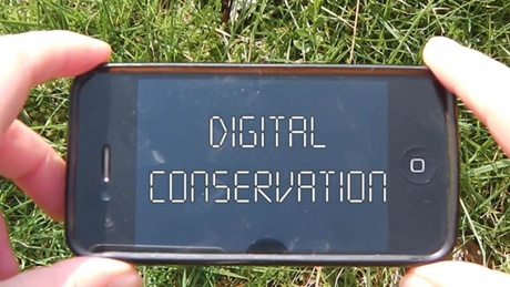 The Digital Conservation conference takes place at the University from May 21-23