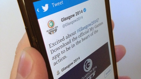 How effective will Twitter be in spreading travel disruption information during Glasgow 2014?