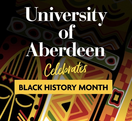 The University will celebrate Black History Month in October