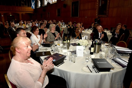 The University paid tribute to its excellent staff at a special awards ceremony