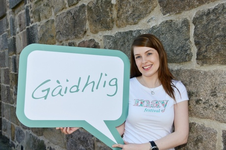 Gaelic events at the May Festival