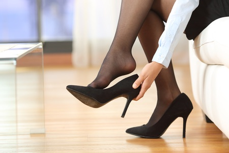 More needs to be done to prevent women feeling forced to wear high heels, University of Aberdeen researchers say