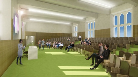 How new teaching space could look in New King's