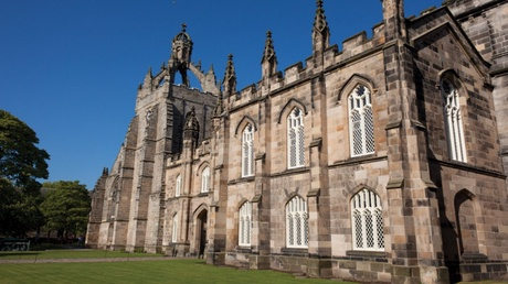 University of Aberdeen rises six places in Times Higher Education World University Rankings