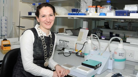 Professor Mirela Delibegovic led the University of Aberdeen team