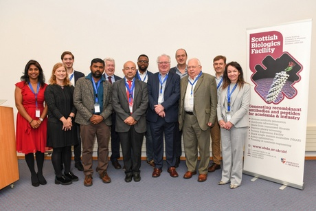 The Scottish Biologics Facility celebrated its 10th anniversary with a special symposium