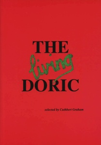 The Living Doric book cover