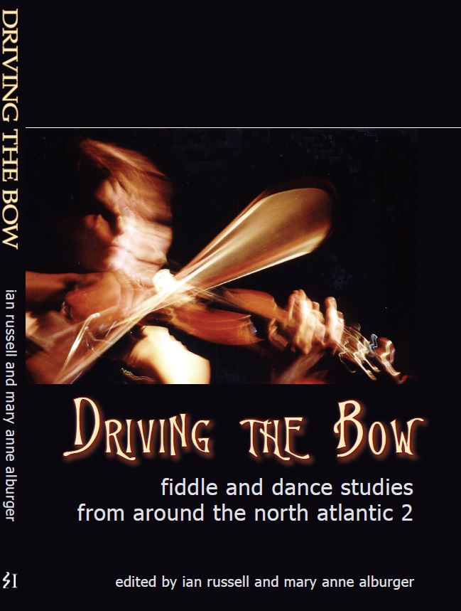 Driving the Bow book cover