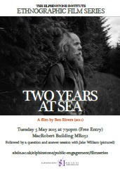 Two yeas at sea poster