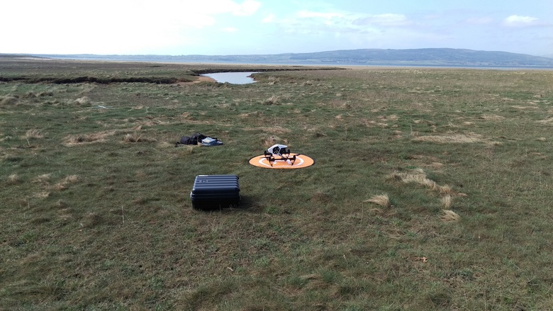 UAV/UAS Centre for Environmental Monitoring and Mapping