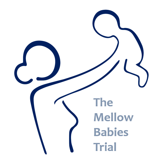 The Mellow Babies Trial logo