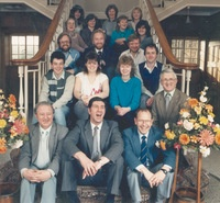 Analytical Services 1986