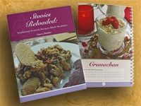Stovies Reloaded recipe book