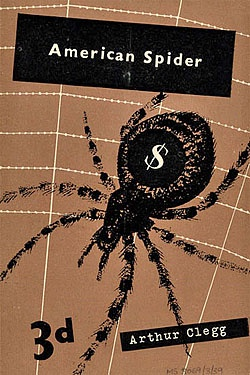 American Spider (Arthur Clegg, The Communist Party, 1947) (MS 2664/5/3/36)