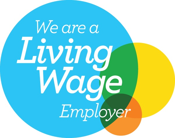 We are Living Wage Employer