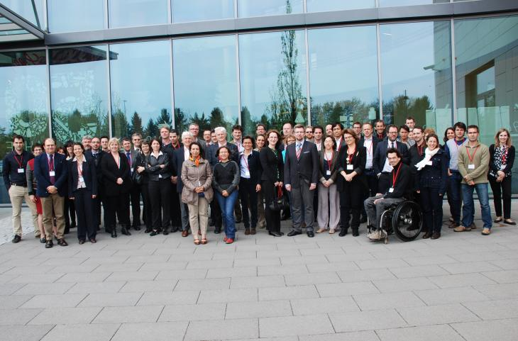 EFSD/Lilly 20 years of research funding symposium, Bad Homburgh, Germany