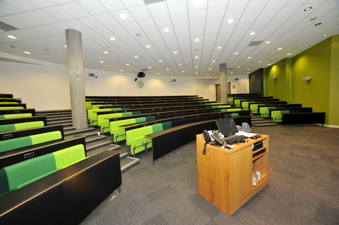 012 - Lecture Theatre (Front)