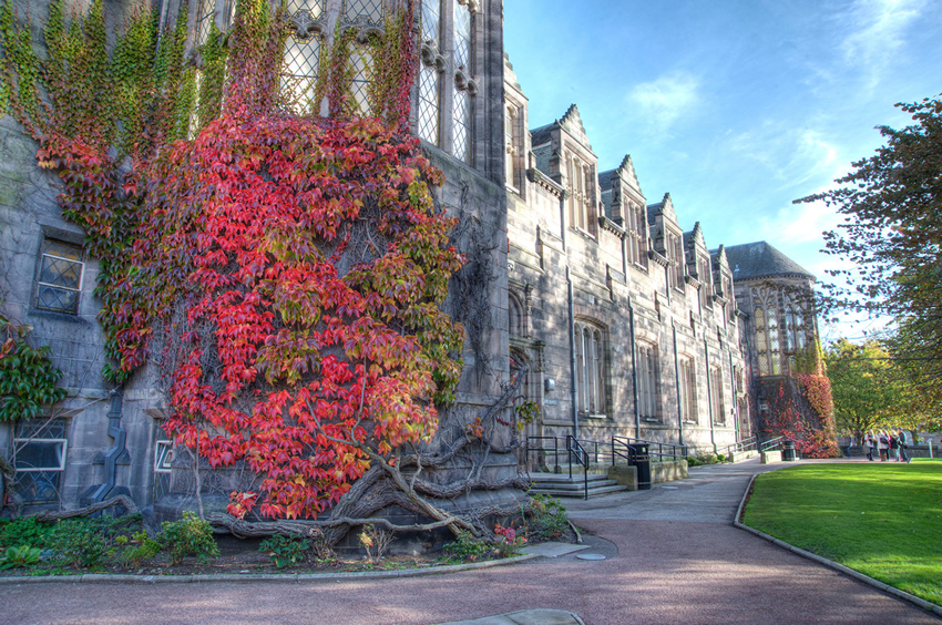 Jobs The University Of Aberdeen