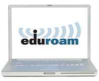eduroam wireless service logo