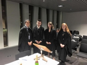 Universisty of Aberdeen Mooting Society