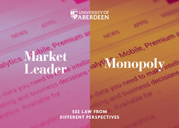 Monopoly or Market Leader? See law from different perspectives.