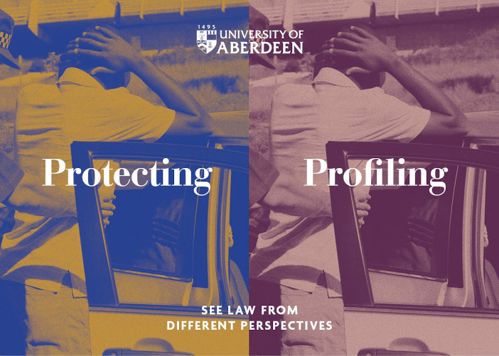 Profiling or Protecting? See law from different perspectives.