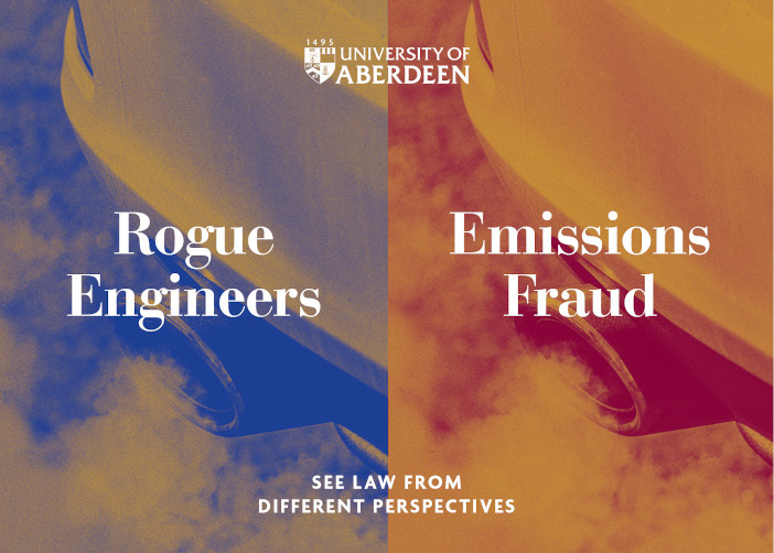 Emissions Fraud or Rogue Engineers? See law from different perspectives.