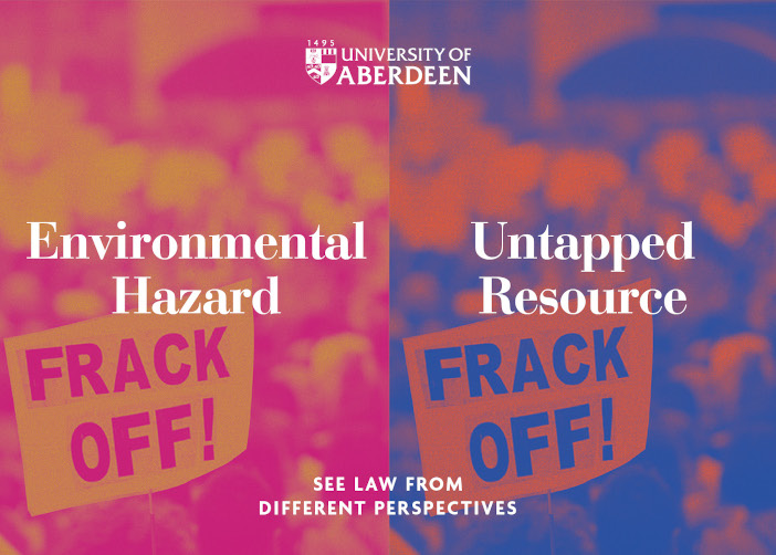Environmental Hazard or Untapped Resource? See law from different perspectives.